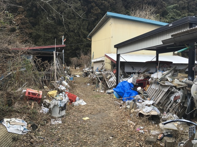 遺品整理・残置物撤去 福島県福島市/A様③
