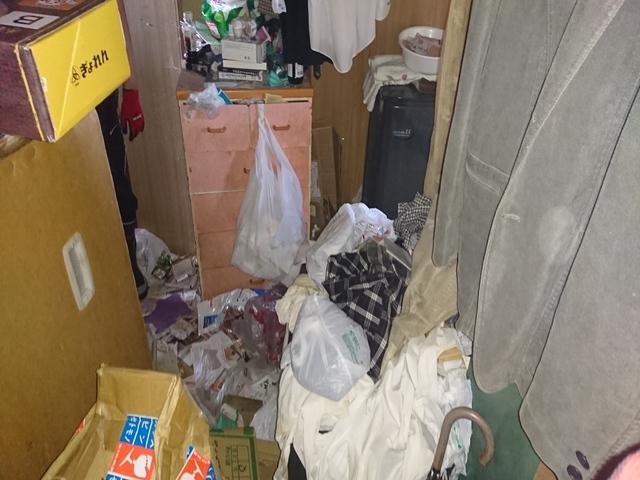 ごみ屋敷清掃 仙台市太白区/S様