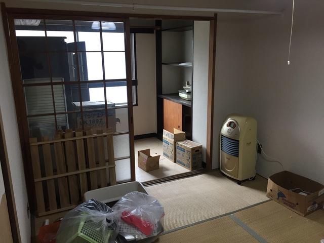 家財整理 福島県福島市/M様