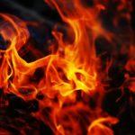 ■火災現場の特殊清掃