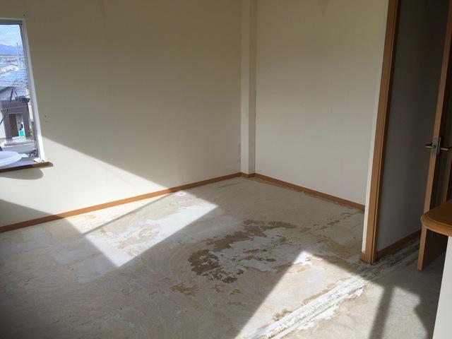 特殊清掃・遺品整理 福島県福島市/T様