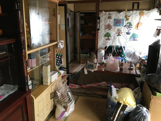 家財整理 福島県いわき市/U様