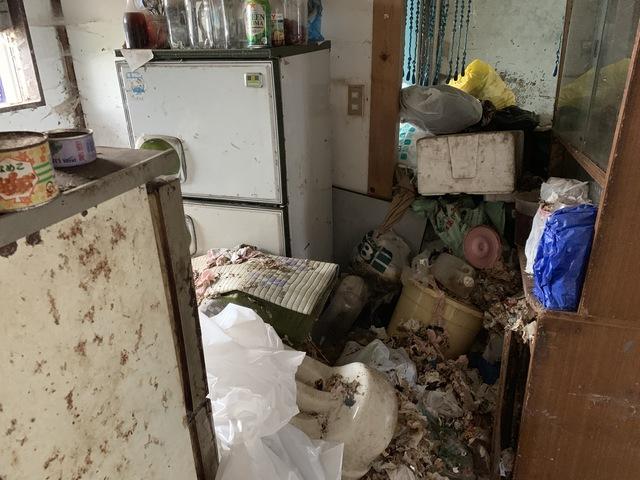 福祉整理・ゴミ屋敷清掃 仙台市若林区/S様