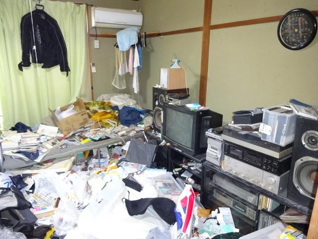 遺品整理(ごみ屋敷) 神奈川県相模原市/K様