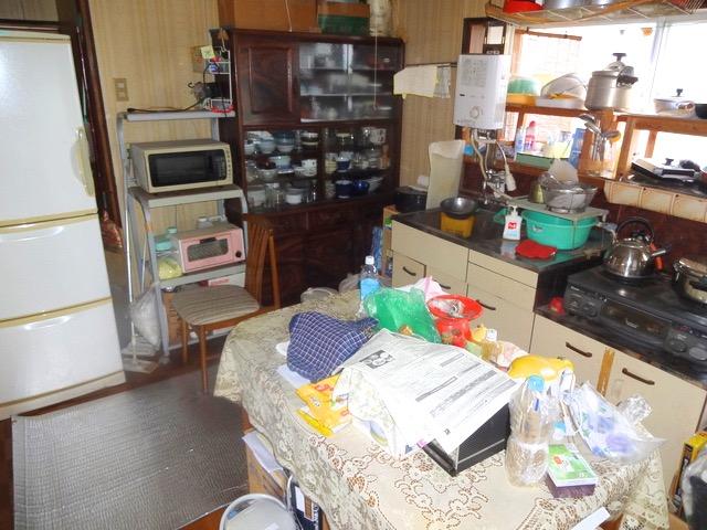 家財整理・残置物撤去 福島県南相馬市/K様