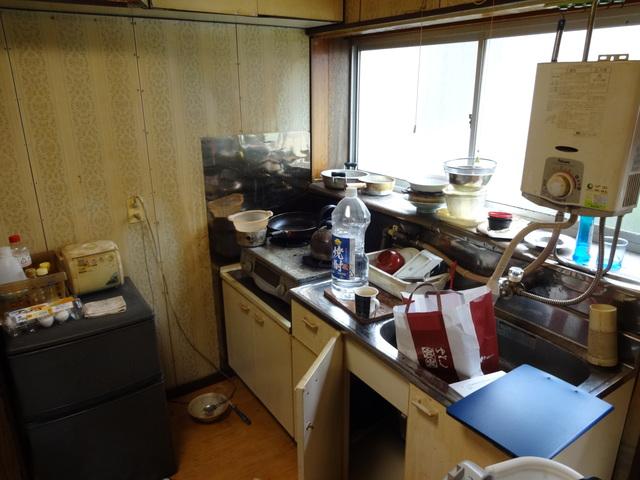 特殊清掃・遺品整理 神奈川県厚木市/H様