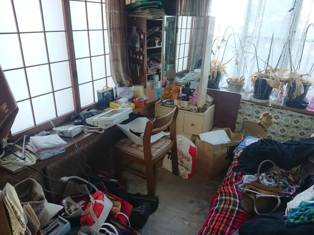 遺品整理 福島県本宮市/F様