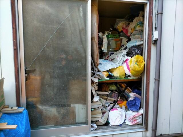 特殊清掃・遺品整理 福島県福島市/N様